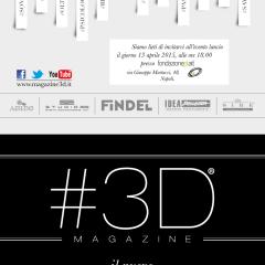 Nasce #3D, magazine che racconta le donne